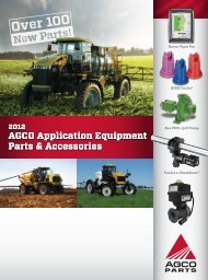 Controllers - AGCO Parts