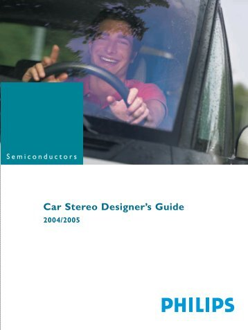 Car Stereo Design Guide 2004
