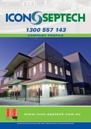 Company Profile - Icon-Septech