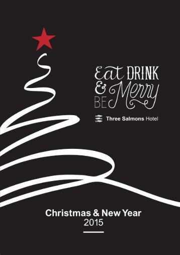 Three Salmons Hotel - Christmas Brochure 2015