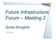 Brian Bell - Future Infrastructure Forum