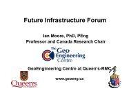 05. Presentation - Ian Moore - Future Infrastructure Forum