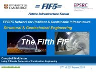 01. Introduction - Campbell Middleton - Future Infrastructure Forum