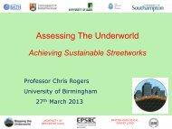 Chris Rogers - Future Infrastructure Forum
