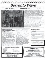 Sorrento Wave Vol. 6, No. 1 January 2012 Free
