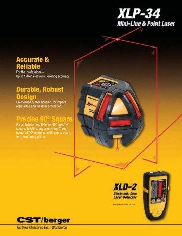 XLP34 Sales Brochure