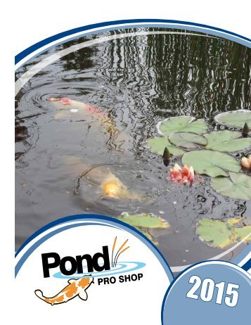 PROFESSIONAL LARGE POND KITS