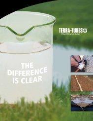 Terra-Tubes Brochure