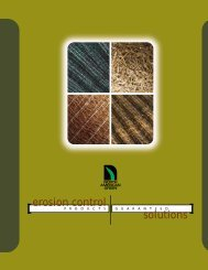 Erosion Control - Armtec