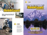 ShrinkGuard Brochure pdf file - St Marys Cement