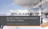 Byens største byggeprojekt er godt i gang - Urban Mediaspace Aarhus