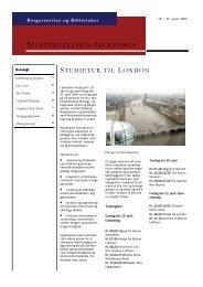 Inspiration og erfaringer (pdf) - Urban Mediaspace Aarhus