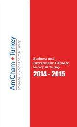 BusinessandInvestmentClimateinTR2014-15