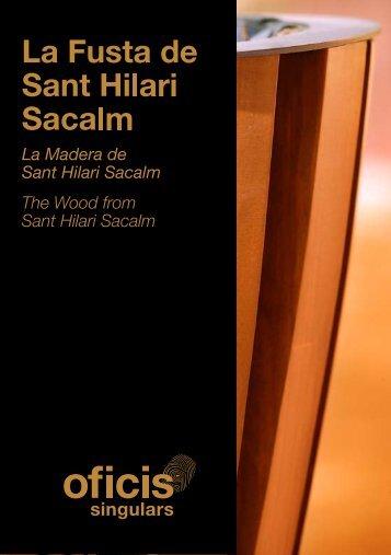 La Madera de Sant Hilari Sacalm - uli marchsteiner, designer/ curator
