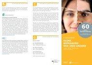 20. Sozialerhebung - Flyer Bildungsinländer