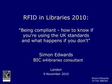 Simon Edwards - Mickfortune.com