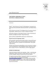 Kunstnerisk udsmykning af Dokk1 (pdf) - Urban Mediaspace Aarhus