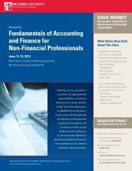 Fundamentals of Accounting and Finance for Non-Financial ...