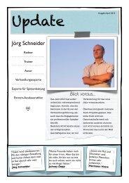 Newsletter 04.2013 - Jörg Schneider