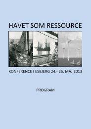 Programmet - Dansk Teknologihistorisk Selskab