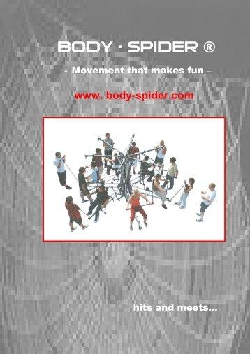 BODY – SPIDER ® - koopera