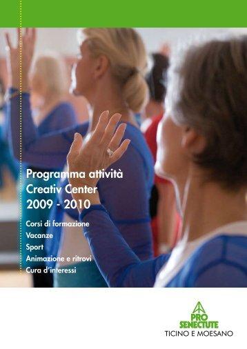 discipline indoor - in Pro Senectute Ticino e Moesano web