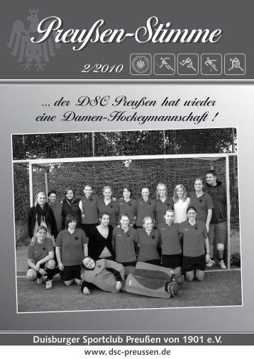 2/2010 - DSC Preußen von 1901 e.V.