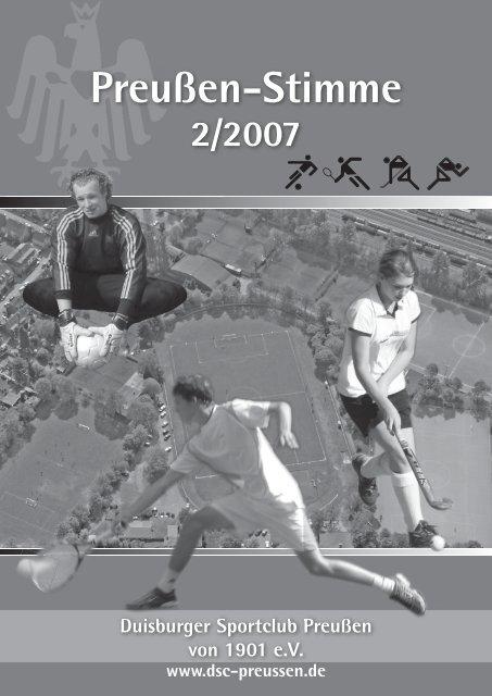 2/2007 - DSC Preußen von 1901 e.V.