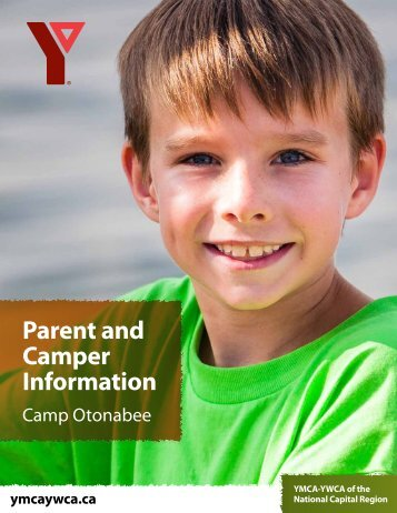 Camp Otonabee! - YMCA-YWCA