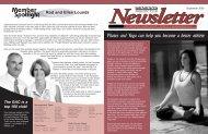 newsletter May 2005 v5 - Genesys Regional Medical Center