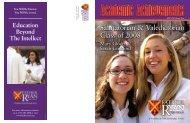 Salutatorian & Valedictorian Class of 2008 - Father Ryan High School