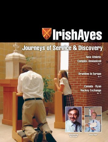 Journeys of Service & Discovery - Father Ryan High School