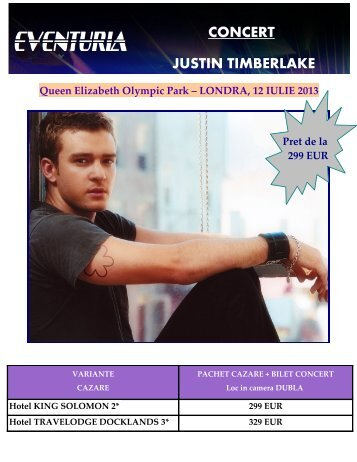Concert-Justin-Timberlake-la-Londra-12-iulie-2013 - Activ Tours ERP