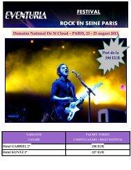 PARIS, 23 - 25 august 2013 - Activ Tours ERP