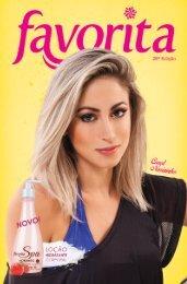 Catálogo Favorita   26ª edição - BRASIL (versão site)