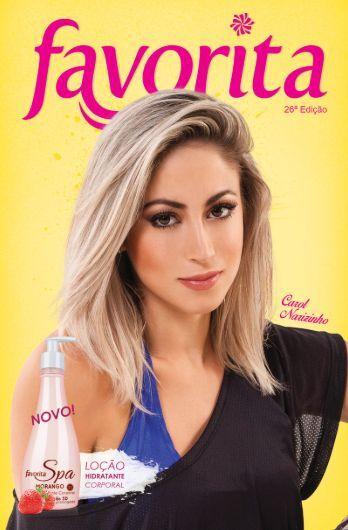 Catálogo Favorita | 26ª edição - BRASIL (versão site)