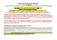 Laboratori a libera scelta a.a. 2013/2014 - Scienze della Formazione
