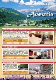 7 BÉCS - SENATOR HOTEL*** BÉCS - AUSZTRIA ... - Autoclub Travel