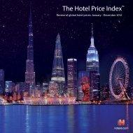 The Hotel Price Index™ - Expedia