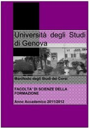 MANIFESTO CORRETTO 2011-12_10_agosto - Scienze della ...