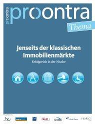 Jenseits der klassischen Immobilienmärkte - Procontra