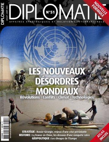 diplomatie - Patrick Lagadec