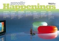 Happenings - Zanotta SpA