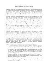 Crises et Dirigeants : Des initiatives urgentes La ... - Patrick Lagadec