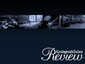 Untitled - Kensington & Chelsea Review