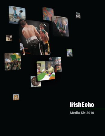Media Kit 2010 - Irish Echo