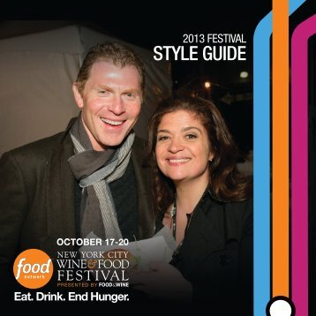 NYC 2012 Style Guide-2.indd - New York City Wine & Food Festival