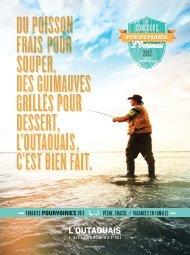 Brochure pourvoiries - Tourisme Outaouais