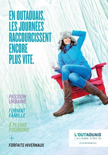 Hiver 2013 - Tourisme Outaouais