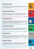 Maschinen & Geräte - Pro-System Verpackungstechnik GmbH - Seite 3
